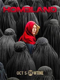 Homeland Temporada 4 (HDTV 720p Ingles Subtitulada) (2014)