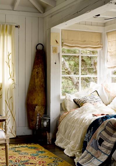 Plan easy home decora un dormitorio vintage muy juvenil - Rustic housesbedrooms cosy welcoming ...