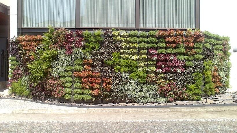 Jardines Verticales Alux de México