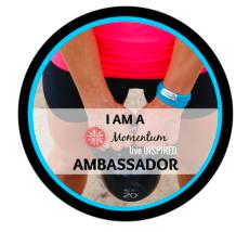I'm a Momentum Ambassador