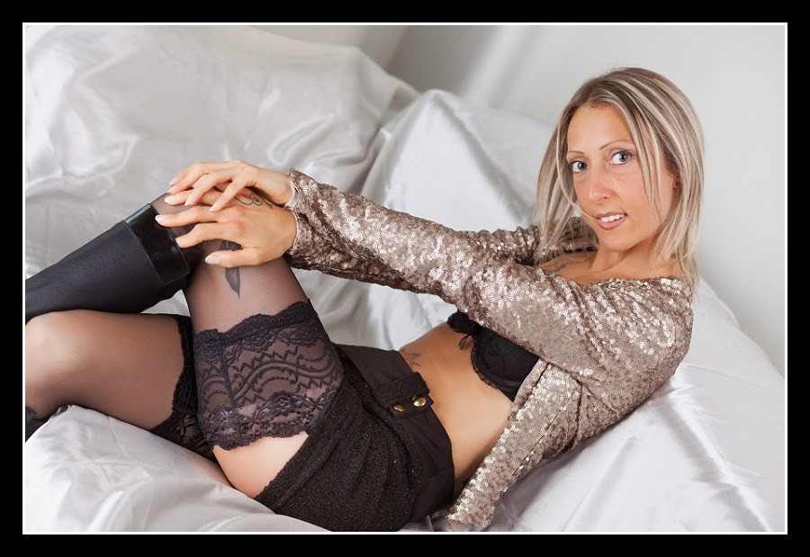 photo de boudoir à domicile Angers