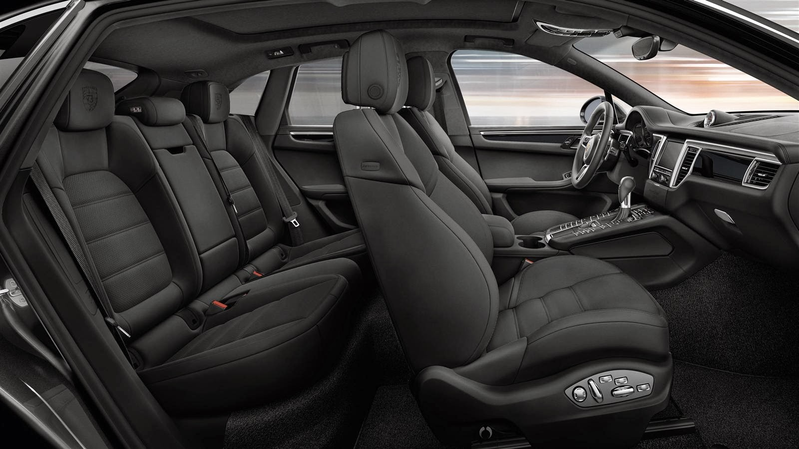 911 Turbo Pictures Amp Videos Porsche Macan Revealed