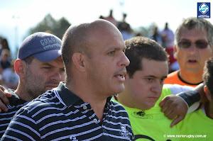 Oscar Prado,  Head Coach de Los Mayuatos