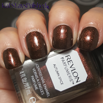 Revlon Parfumerie - Autumn Spice | Kat Stays Polished