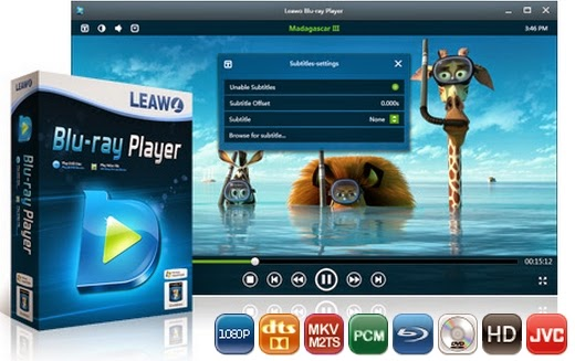 Leawo Blu-ray Player 1.7 Full activation