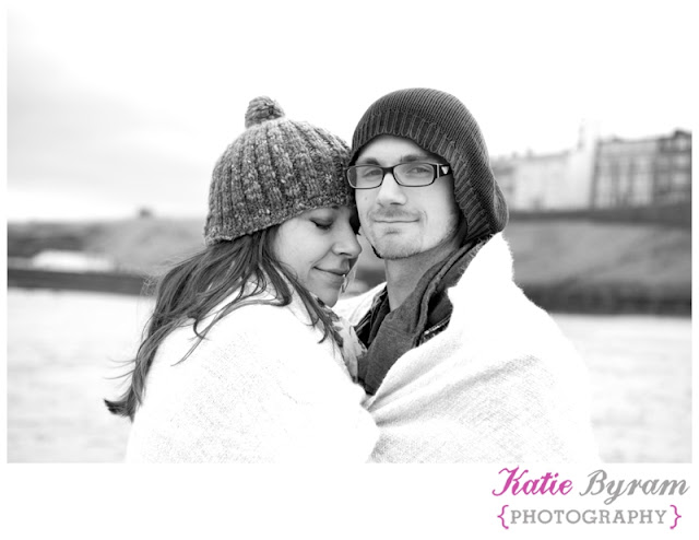 whitley bay, whitley bay pre-wedding photoshoot, romantic couples shoot, couple with boat, couple jumping, katie byram photography, newcastle wedding photographer