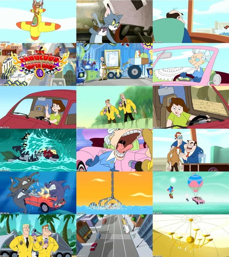 tom and jerry the fast and the furry movie download free