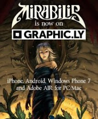 Mirabilis digital comic book