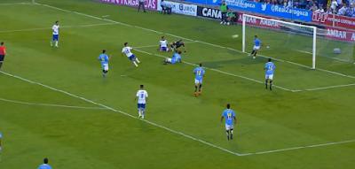 2-1 gol del Zaragoza