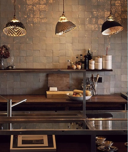 Gallery Of Tile Backsplash: The Relished Roost: Move Over Subway Tile...Moroccan Is Here