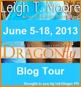 Dragonfly Blog Tour & Giveaway