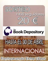 SORTEO 400 SEGUIDORES - INTERNACIONAL