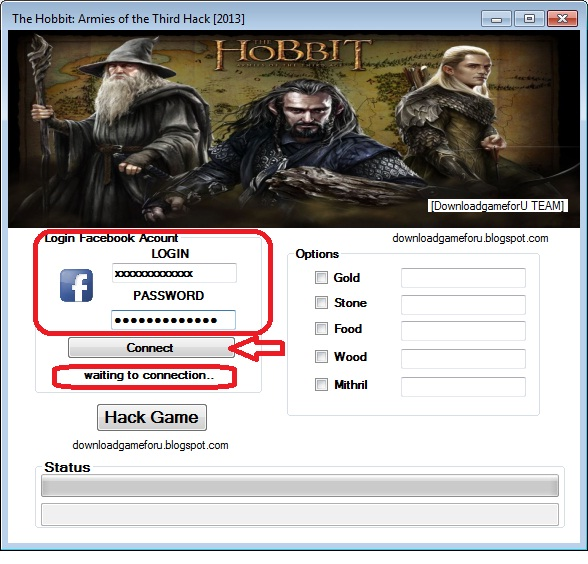 The Hobbit Armies of the Third Hack [2013] : Hack Cheat Game Download