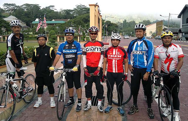 Cycling Kayuhan Hari Malaysia