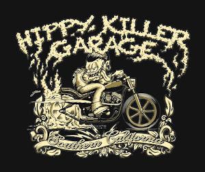 HIPPYKILLER GARAGE