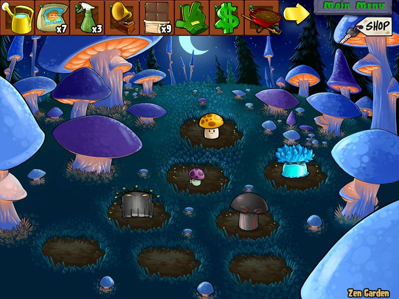 mini jardim aquatico:jardim noturno jardim aquático mini games puzzle survival
