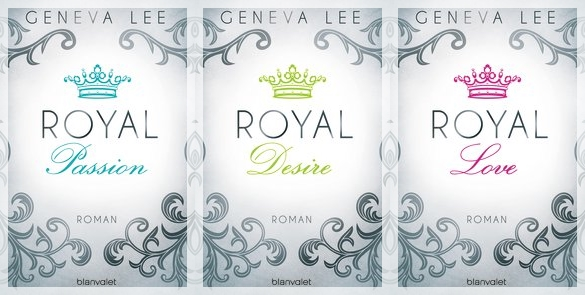 Royal Passion' (Bd. 1) von Geneva Lee: