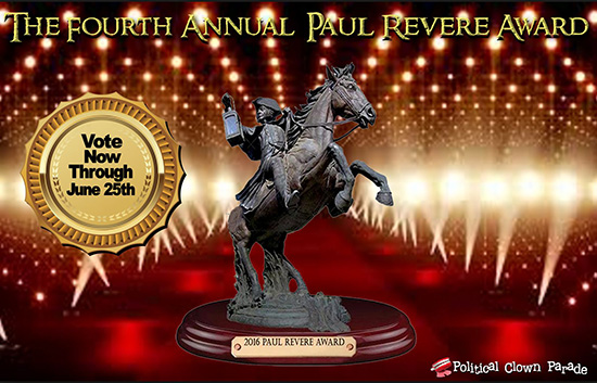VOTE for The Last Tradition 2016 Paul Revere Award for blogging