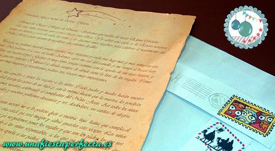 Carta DE los Reyes Magos 01