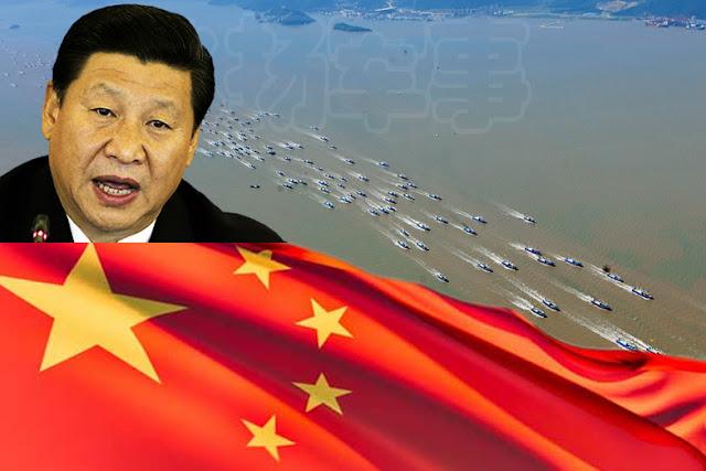 Membaca Modus Perang Asimetris Tiongkok di Indonesia