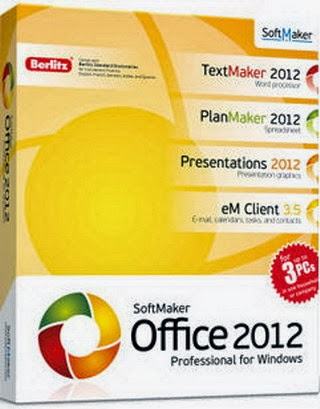 SoftMaker Office Professional 2012 rev 682 portable
