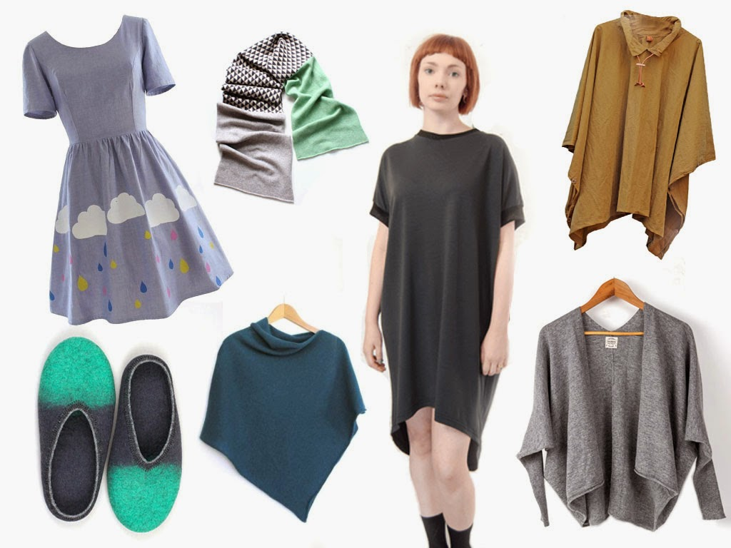 Ma Bicyclette - Buy Handmade - Clothing For Women - The Winter Edition