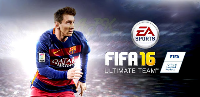 Free Download FIFA 16 Ultimate Team v2.0.102647 APK