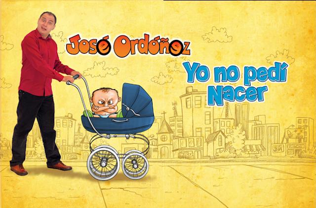 Yo no Pedi Nacer Jose Ordoñez 2011 [DVDR Menu Full] Español Latino [Comedia] Colombiana
