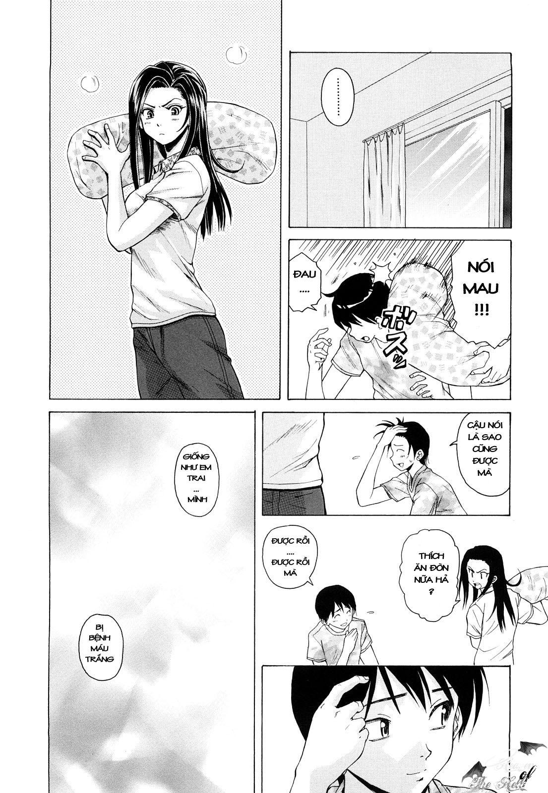 TruyenHay.Com - Ảnh 5 - Setsunai Omoi Chapter 4