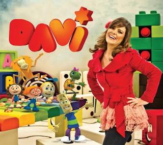 Confira capa oficial do CD infantil Davi do Crianças Diante do Trono