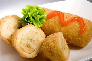 Resep Risoles Isi Sayuran