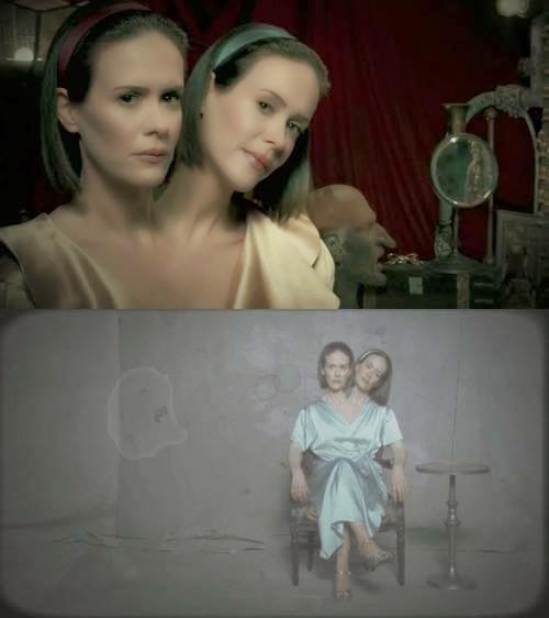 Detalles de los personajes de 'American Horror Story: Freak Show'