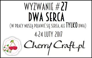 Wyzwanie CherryCraft - Luty 2017