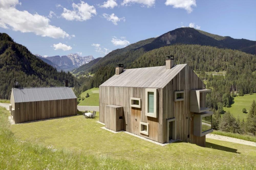 Casa na serra estilo italiano - Casas de estilo italiano ...