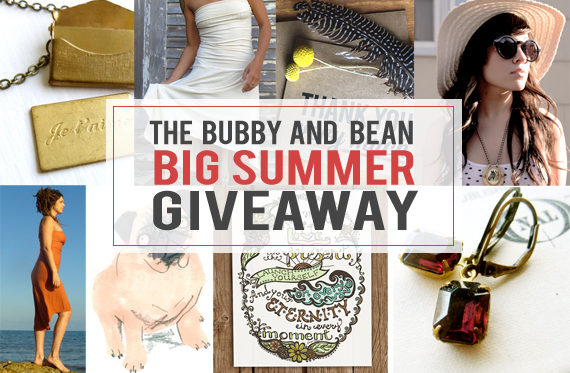 The Bubby and Bean Big Summer Giveaway // Win a $270 Prize Package!