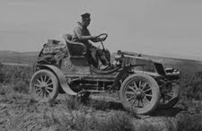Horatio Jackson Driving Acrosss the US