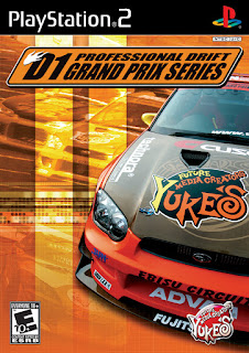 D1 Professional Drift Grand Prix Series Ps2 Iso Mega Ntsc Descargar Juegos Para PlayStation 2
