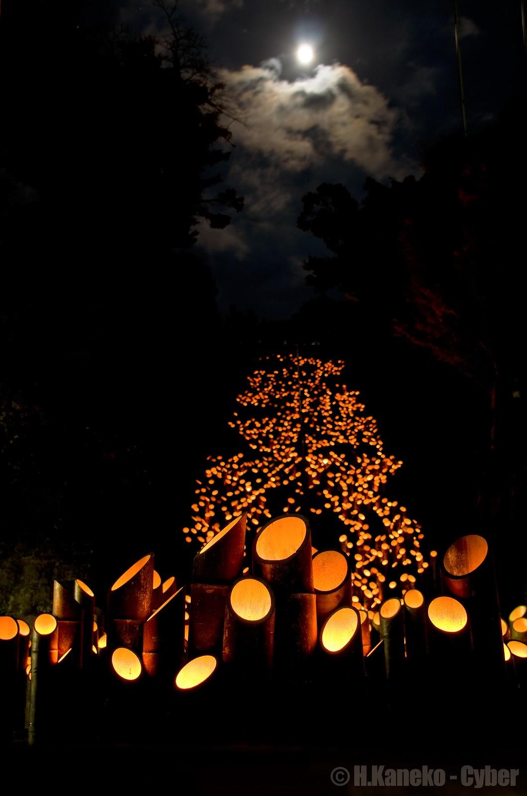 竹楽 - 広瀬神社