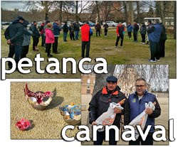 Torneo de Carnaval de Petanca