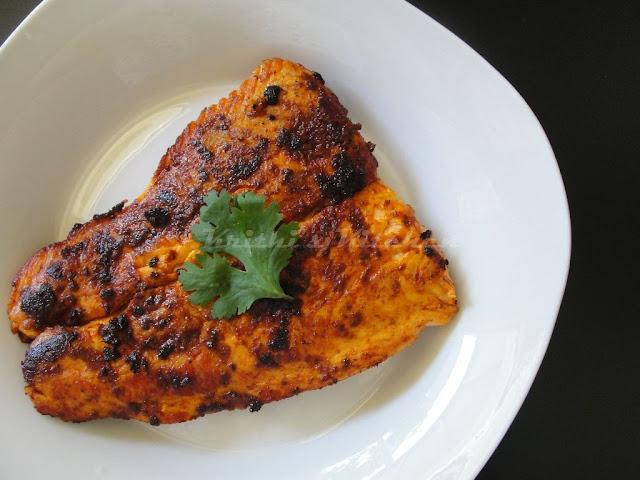 Indian salmon fish - photo#23