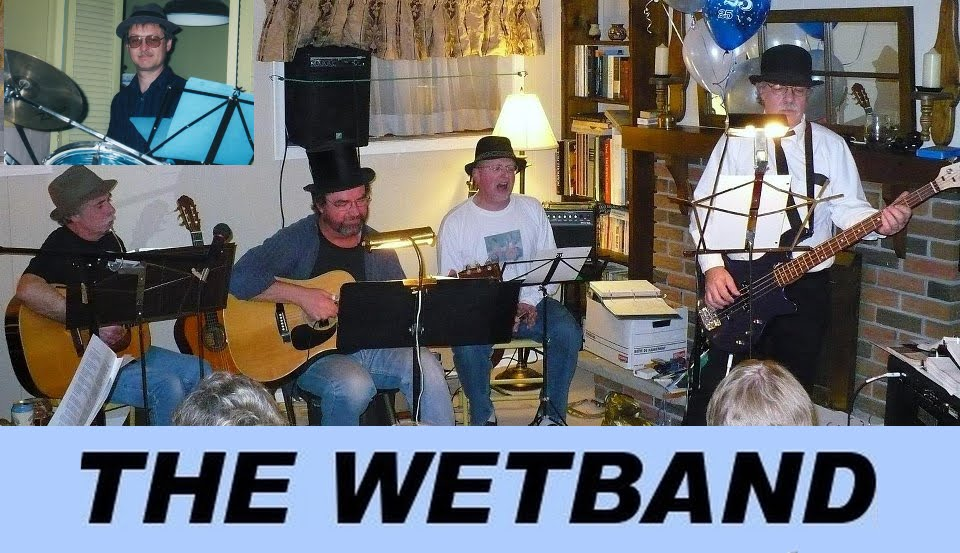 Wetband - The Blog