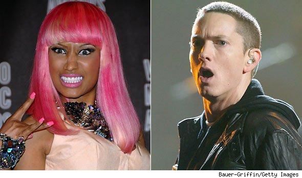 Nicki Minaj sexo tpae