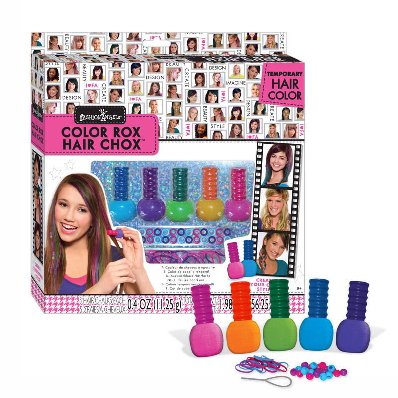 Theangryspark Color Rox Hair Chox Brings Some New Shades To