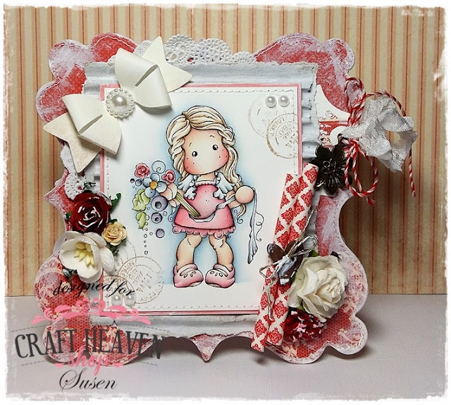 Craft heaven shop inspirational blog red is for passion for Inspirational valentine crafts