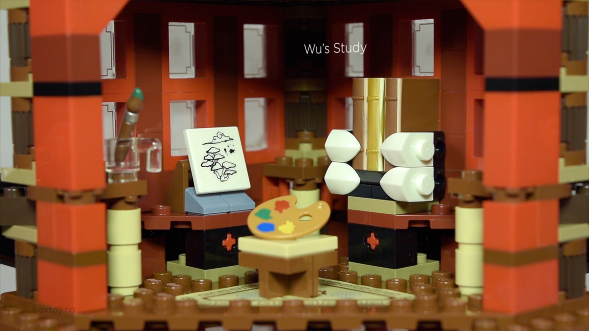 lego ninjago temple of airjitzu instructions