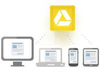 Google Drive web storage da 15GB