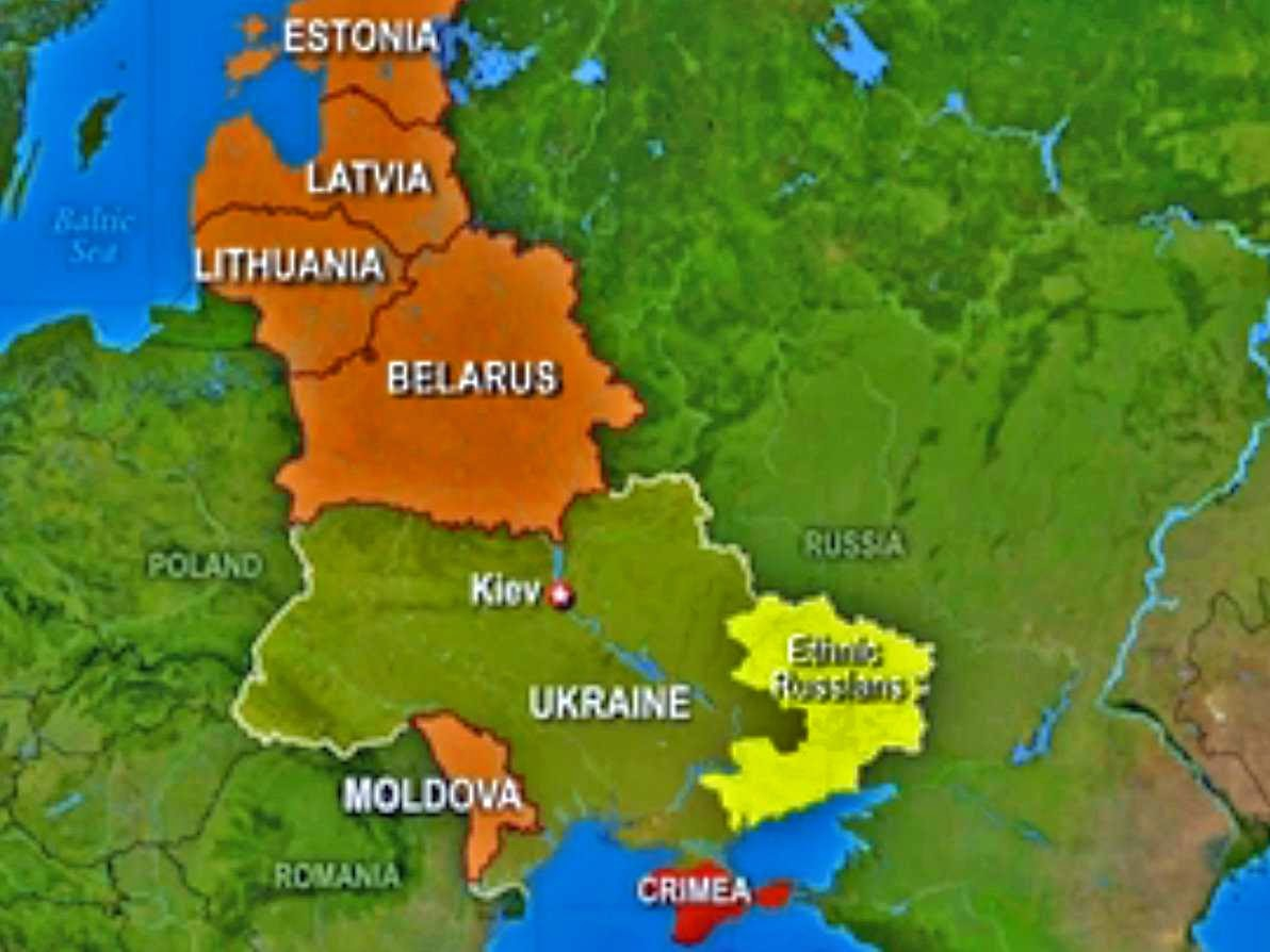 Karl Naylor The Global Great Game Geopolitics And The Struggle - Crimea map geopolitics south russia