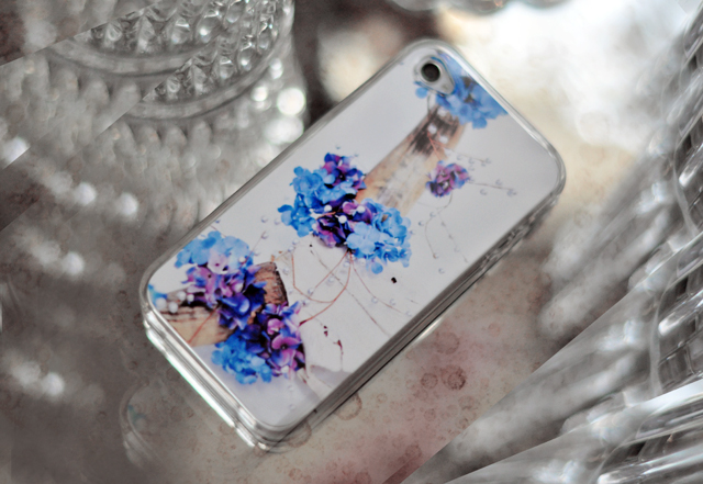 Sincerely sara style books diy the case is clear for Homemade iphone case