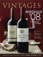 French bordeaux 2008 vintage