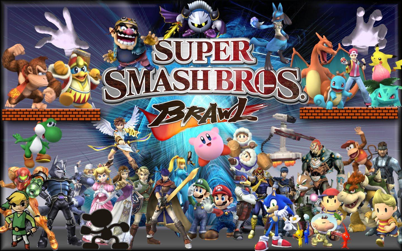 super smash bros brawl iso download android
